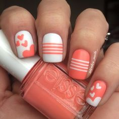 25 Valentine's Day Nail Art Ideas Working as a Wonderful Reminder of Love!