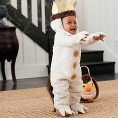 Baby Halloween Costume - Where the Wild Things Are
