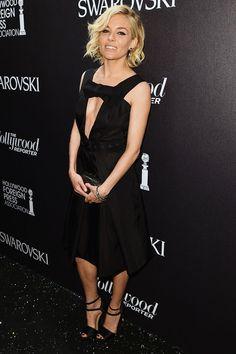 Swarovski party - May 14 2015 Sienna Miller.