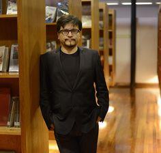 Javier Ibacache. Dir. Centro Cultural Gabriela Mistral