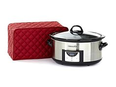 CoverMates Slow Cooker Cover 16W x 10D x 9H Diamond Polyester - http://www.majestyappliance.com/covermates-slow-cooker-cover-16w-x-10d-x-9h-diamond-polyester-2/