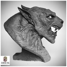 1:1 Scale. Chavante NSP Hard. Sculpted by: Sheridan Doose Assisted by: Dylan Doose Based on Steve Wang's designs! Check us out on Face Book! https://www.facebook.com/SpawningPoolStudios Photography: Sheridan Doose Commission piece for Resinating In Resin
