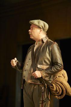 Death of a salesman. Black Swan State Theatre co. Uncle Ben.  Costume design Lynn Ferguson