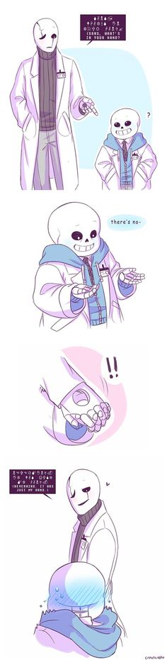Hole-ding hands pt 2 by chaoticshero on DeviantArt. This is actually kinda adorable! Not shipping it, but it is cute! Undertale Gaster, Undertale Ships, Undertale Cute, Undertale Fanart, Undertale Drawings, Frisk, Yolo, Homestuck, Fnaf