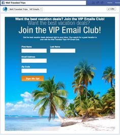 email club sign