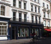 Thomas Arne, composer of 'Rule Britannia', 31 King Street, London