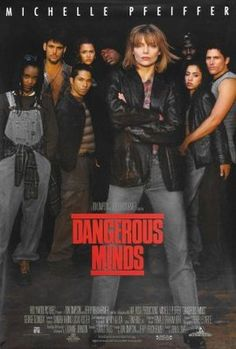 Dangerous Minds (1995) movie #poster, #tshirt, #mousepad, #movieposters2