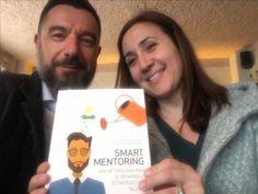 Compartiendo Smart Mentoring con Rosa Mª López. @Asepeyo es una org que se ocupa del talento y ella la responsable de hacerlo. Buen ejemplo de ello es su programa Telémaco. Con Luis Ezcurra