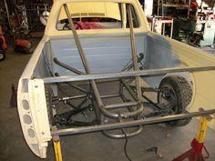 VWVortex.com - Rallycross VW-Caddy build thread Bmw E36, Vw Caddy Mk1, E36 Coupe, Vw Pickup, Volkswagen Golf Mk1, Space Frame, Tuner Cars, Mini Trucks, Car Tuning
