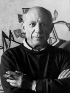 Pablo Picasso by ginger