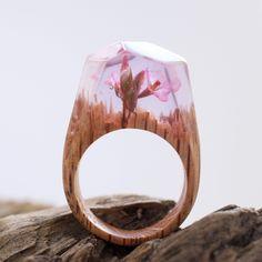 Secret Wood - Blossom Forest Ring
