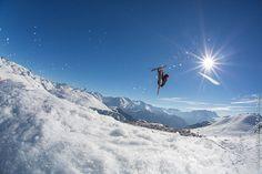 Ski freestyle - Alpe d'Huez