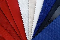 Selecting red, white and blue is never a problem with Appian Textiles.  We have dozens of options to choose from!