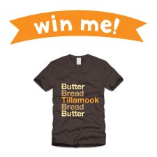 Repin this grilled cheese t-shirt and be entered to win it! Contest details here:  http://www.tillamook.com/pinterestcontestrules.html?utm_source=pinterest_medium=social+media_campaign=grilled+cheese+month #GrilledCheese #Win #Contest