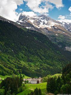 Chartreuse du Reposoir, Haute-Savoie, France