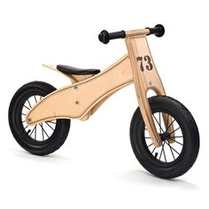 Balance Bike Need to do some research into makes and read reviews, but definitely think it'd be worth getting one soonish. Personally I like the wooden ones.