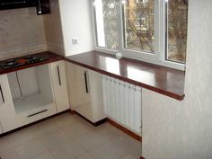 Ремонт кухни в хрущевке: фото, порядок ремонта, отделочные материалы