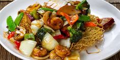 Diet Salad Recipes, Salad Recipes Video, Kung Pao Recept, Brunch Outfit, Kung Pao Chicken, Food Videos, Food And Drink, Cooking Recipes, Health