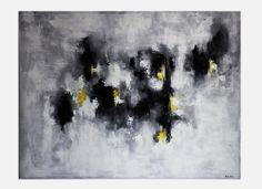 Oil colour on canvas, size 116 x 88 cm.