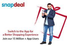Snapdealでオンラインショッピング:インド最大のショッピングサイト