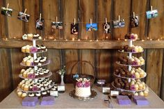 A fabulous summery vintage wedding reception at The Century Barn in Mount Horeb. Love!