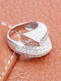 #DealDeyAccessories Brooke Ring By Riana Collection