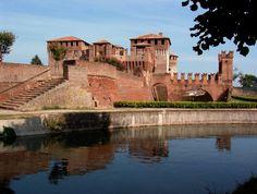 138 Veduta del Castello, Castello Sforzesco di Soncino, Soncino, Cremona, Lombardia, (foto di Silvia Galli)
