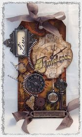 You can find my latest creations in cards and scrapbook here I`m a member of the design teams at Kortgleder, Card and Scrap and Heidis Hobbystuggu.