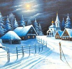 Концерт Ночь перед Рождеством. Новосибирская государственная филармония