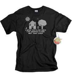 Hey, I found this really awesome Etsy listing at https://www.etsy.com/listing/191499760/funny-t-shirt-for-men-i-went-outside