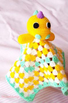 Crochet Dinosaur amigurumi crochet toy crochet от CuteLambKnitting