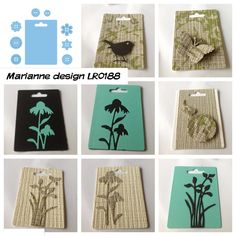 Big shot sizzix Mariannedesign dies, wall paper make beautifull tags. The buttons are great too, examples will follow.