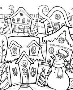Santa\'s Elf and hundreds more Christmas coloring pages, sheets and ...