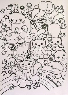 Kawaii Kitty Party
