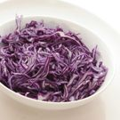 Israeli Cabbage Salad  Shredded, bagged cabbage makes preparation of this delicious salad effortless.