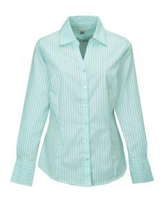Womens Woven Shirt - Buy womens 100% cotton long sleeves woven shirts at Gotapparel.com.