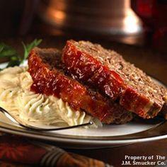 Mmmmm...meatloaf....
