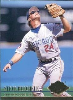 1994 Ultra #160 Steve Buechele - Chicago Cubs (Baseball Cards) by Ultra. $0.88. 1994 Ultra #160 Steve Buechele - Chicago Cubs (Baseball Cards)