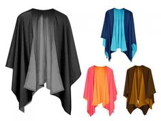 The Grommet team is keeping everyone dry and stylish with RAINRAPS lightweight rain gear. A weatherproof Rain Poncho. Perfect outdoor wear for any occasion. Mens Raincoat, Rain Gear, Outdoor Wear, Travel Wardrobe, Raincoats For Women, Costume Design, Me Too Shoes, Boho Chic, Autumn Fashion