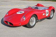 1957 Mille Miglia Maserati
