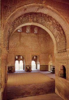 La Alhambra (salón de embajadores)