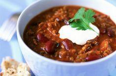 Chili con carne au thermomix. Je vous propose une recette de ragoût, Chili con carne ou chili à la viande, une recette simple et facile a réaliser