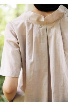 Fabric Shop, Body Measurements, Shirt Shop, Collars, Cotton, How To Wear, Shirts, Necklaces, Dress Shirts