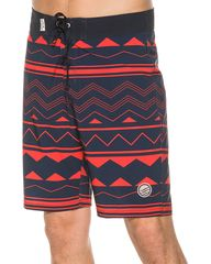 UNITED BY BLUE WESTWATER BOARDSHORTS - NAVY