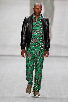 Africa Fashion Day - #Trends #Menswear  #Tendencias #Moda Hombre