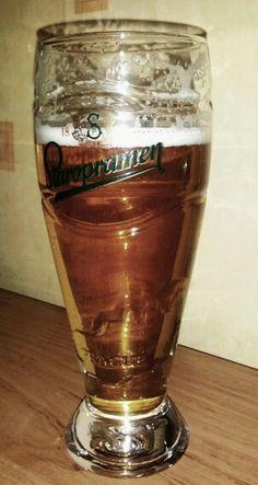Staropramen Beer, Tableware, Glass, Root Beer, Ale, Dinnerware, Drinkware, Tablewares, Corning Glass