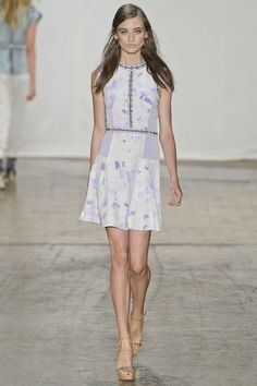 Rebecca Taylor Spring 2013 Ready-to-Wear Fashion Show