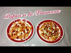 Papas a la Francesa, Antojito Mexicano | Casayfamiliatv ** Casayfamiliatv.com