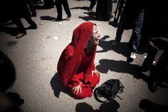 MAYSUN // Egyptian women. Between revolution and democracy [2012]