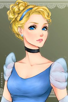 princesses-disney-cendrillon